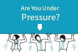 三分鐘,看穿您的潛在壓力指數